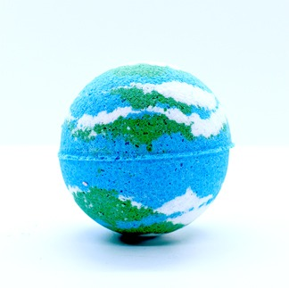 CBD Bath Bomb Earth Bomb