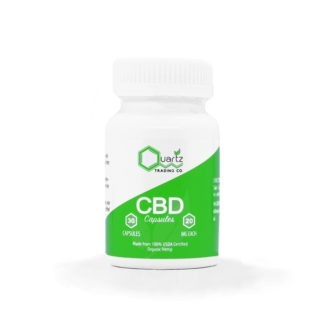 CBD Oil Capsules 20mg